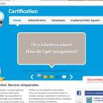 Salesforce certification Websites